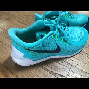 Nike Shoes | Nike Running Barefoot Ride